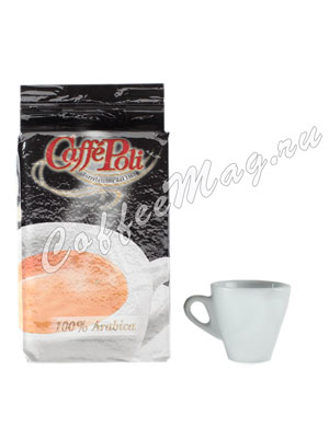Кофе Poli молотый 100% Arabica