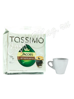 Кофе Tassimo Американо