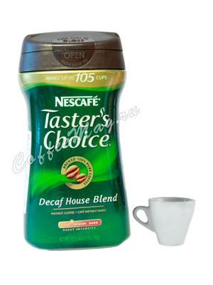 Кофе Taster Choice растворимый Decaf 198 гр
