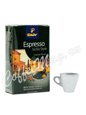 Кофе Tchibo молотый Espresso Sicilia Style 250 гр
