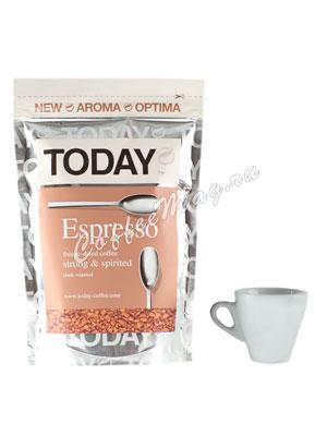 Кофе Today растворимый Espresso 150 гр