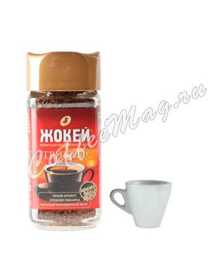 Кофе Жокей растворимый Триумф 95 гр