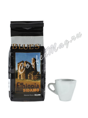 Кофе Ethiopia Sidamo (Эфиопия Сидамо) в зернах 200 гр