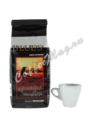 Кофе Nicaragua Maragogype в зернах 200 гр