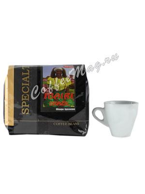 Кофе Brazil Ibairi в зернах 500 гр