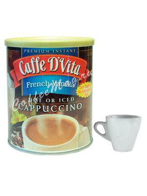 Горячий шоколад Caffe D`Vita French Vanilla