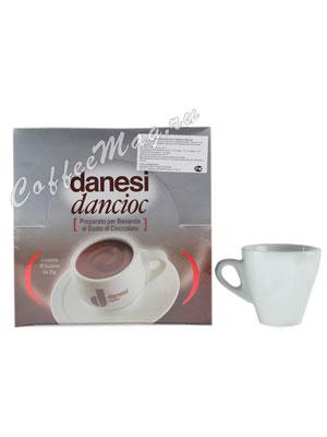 Горячий шоколад Danesi Dancioc, в пакетиках 40х25 гр