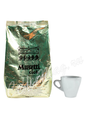 Горячий шоколад Musetti Ciok 1 кг пакет