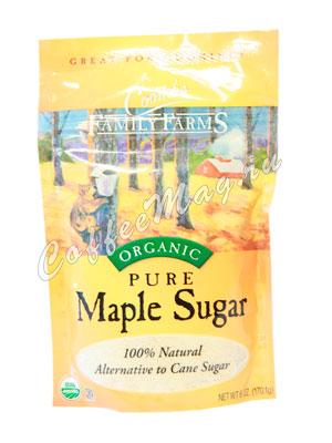 Сахар Coombs кленовый Maple Sugar