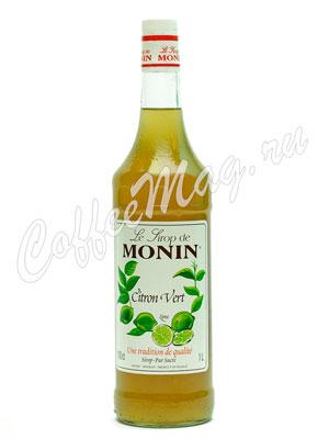 Концентрированный напиток Monin Лайм Джус 1 литр