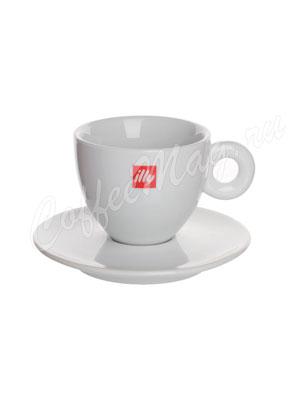 Чашка Illy для капучино 170 мл (фарфор)