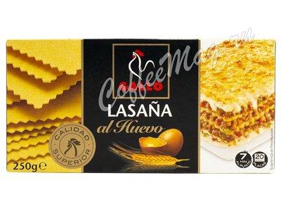 Макаронные изделия Gallo (Гайо) Лазанья с яйцом 250 г