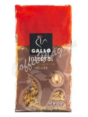 Макаронные изделия Gallo (Гайо) Интеграл Спиральки 500 г