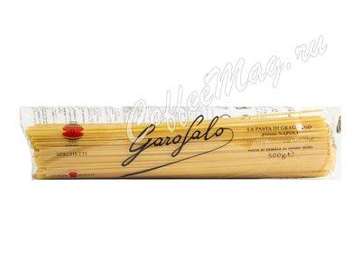 Макаронные изделия Garofalo №09 Spaghetti 500 г