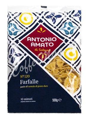 Макаронные изделия Antonio Amato  Farfalle 500 г