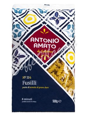 Макаронные изделия Antonio Amato  Fusili 500 г
