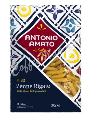 Макаронные изделия Antonio Amato  Penne Rigate 500 г