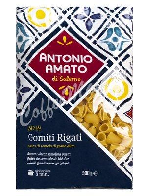 Макаронные изделия Antonio Amato  Gomiti Rigati 500 г
