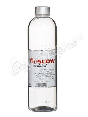 Вода негазированная Moscow levitated 0.5 л