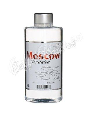 Вода негазированная Moscow levitated 0.3 л  (Цилиндр)