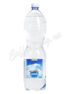 Norda Вода газированная 1,5 л. ПЭТ