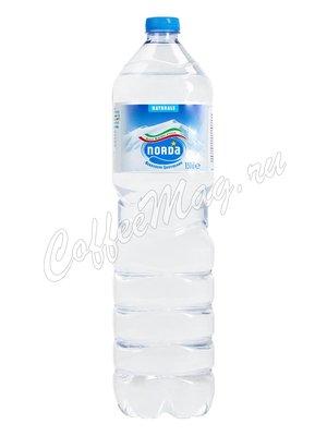 Norda Вода Негазированная 1,5 л. ПЭТ