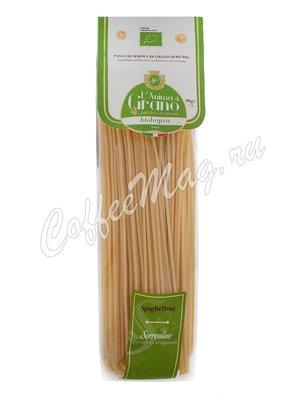 Макаронные изделия LAnima di Grano Spaghettoni Bio 500 г