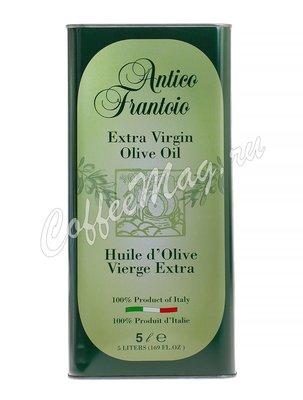 Оливковое масло Antico frantoio первого холодного отжима  5 л ж.б.