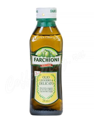 Масло оливковое Farchioni Olio Leggeroamp & Delicato 250 мл