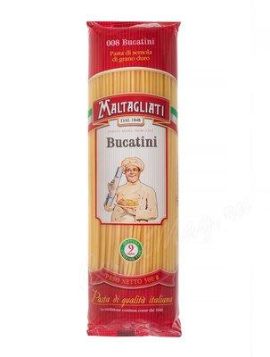 Макаронные изделия Maltagliati №008 Bucatini (Букатини) 500 г