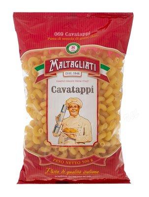 Макаронные изделия Maltagliati №069 Cavatappi (Рожок витой) 500 г
