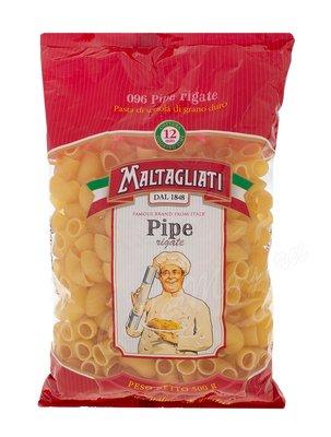 Макаронные изделия Maltagliati №096 Pipe (Улитка) 500 г