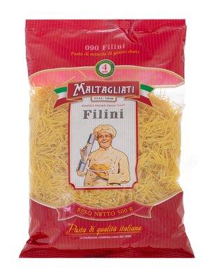 Макаронные изделия Maltagliati №090 Filini (Вермишель) 500 г