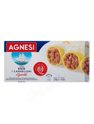 Макаронные изделия  Agnesi №085 Каннеллони (I Cannelloni) 250 г