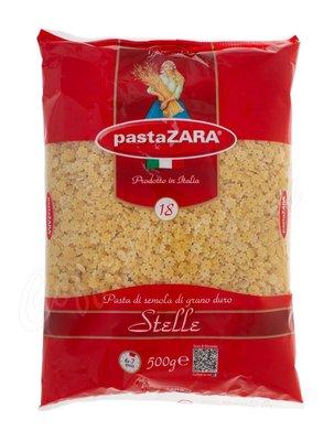 Макаронные изделия Pasta Zara Звездочки №018 500 г