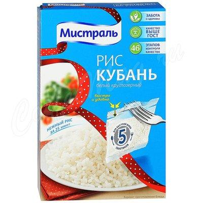 Рис Мистраль Кубань (5 пак. по 80 г)