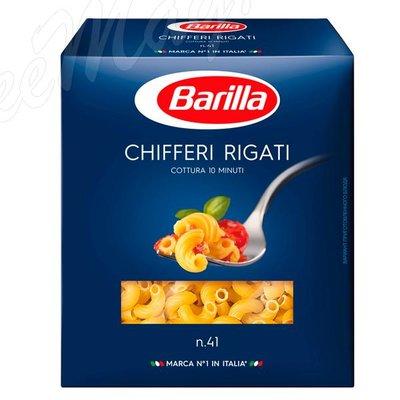 Макаронные изделия Barilla Рожки (Chifferi Rigati) №41 450 г