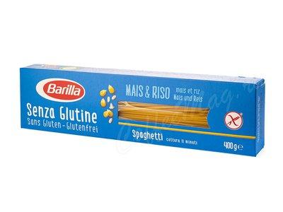 Макаронные изделия Barilla Спагетти без глютена (Spaghetti gluten free) №5 400 г