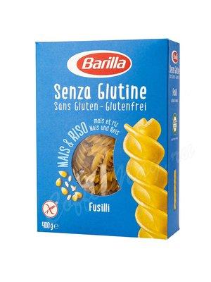 Макаронные изделия Barilla Фузилли без глютена (Fusilli gluten free) №98 400 г