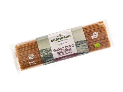 Макаронные изделия Sgambaro Spagetti (Спагетти) №5  BIO 500 г