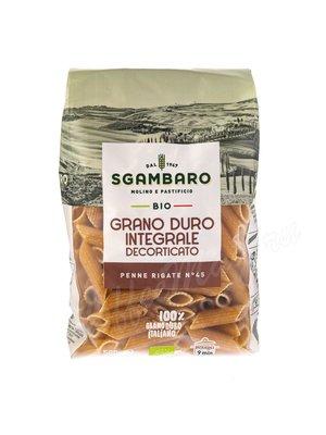 Макаронные изделия Sgambaro Penne Rigate №45 BIO 500 г