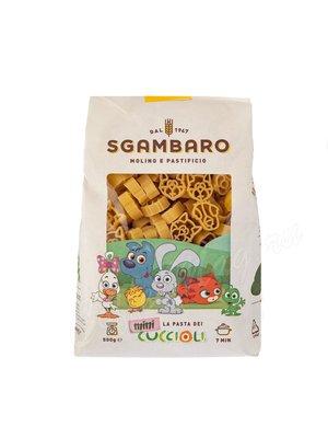 Макаронные изделия Sgambaro Cuccioli (Трафилати ин бронзо) 500 г
