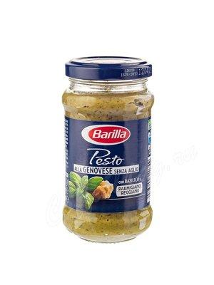 Barilla Соус-Песто Без чеснока (Sugo Pesto Genovese senza aglio) 190 г