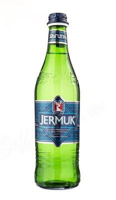 Джермук Вода минеральная газированная, стекло 0,5 л