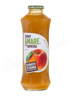 Amare Персиковый сок прямого отжима 750 мл