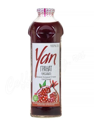 YAN Гранатовый сок 930 мл