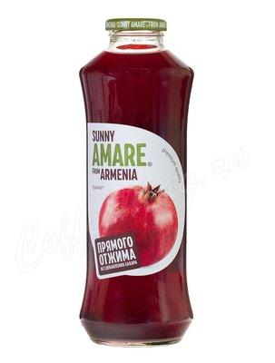 Amare Гранатовый сок прямого отжима 750 мл