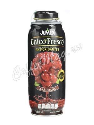 Сок из Клюквы Junex Unicofresco Arandano 500 мл