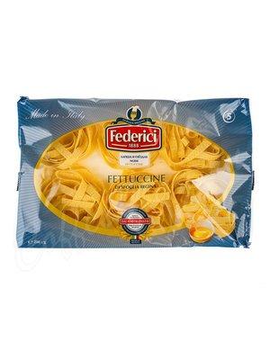 Макаронные изделия Federici №204 Fettuccine Лапша яичная в гнездах Фетучини 200 г