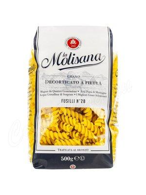 Макаронные изделия La Molisana Fusilli №28 Спиральки 500 г